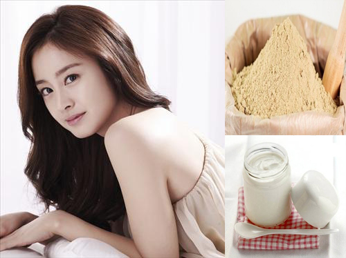 trắng da tại nhà với bột cam thảo