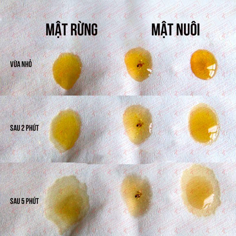 cách phân biệt mật ong thật