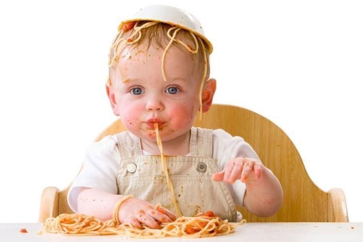 thực đơn ăn dặm cho bé 8 tháng